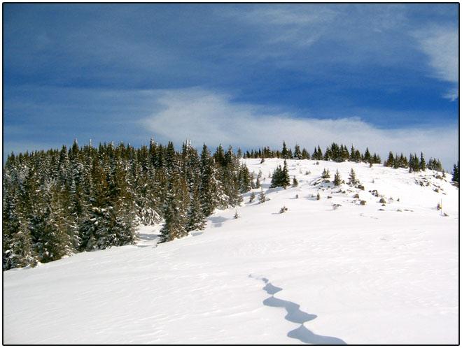 snowy Elena Balkans
