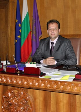 Mayor veliko turnovo