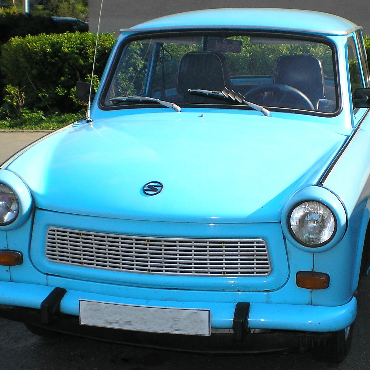 The Trabant has sentimental value for some Bulgarians