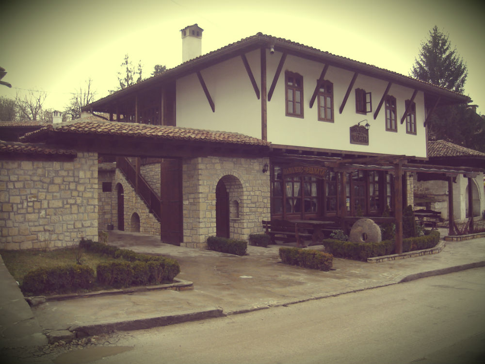 Konstantsalieva House