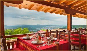 traditional restaurant in Arbanasi, near Veliko Tarnovo