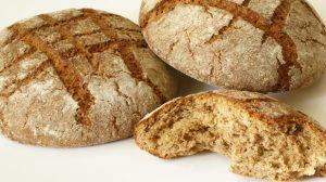 Bulgarian village bread