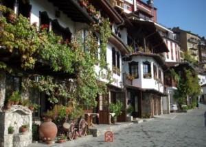 Veliko Tarnovo street repairs